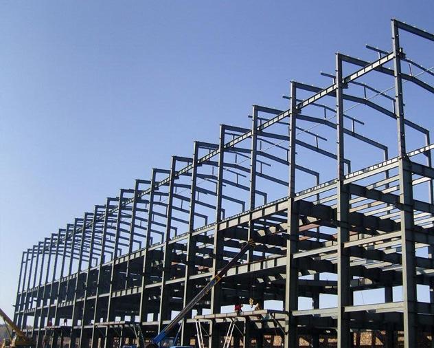 烟台混凝土钢结构房屋