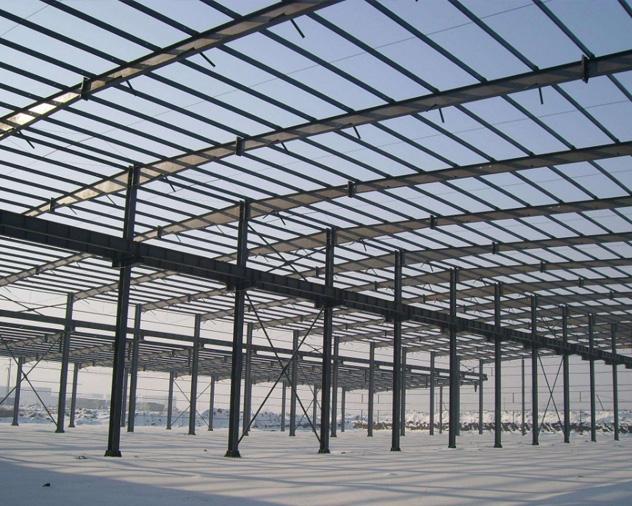 烟台混凝土钢结构